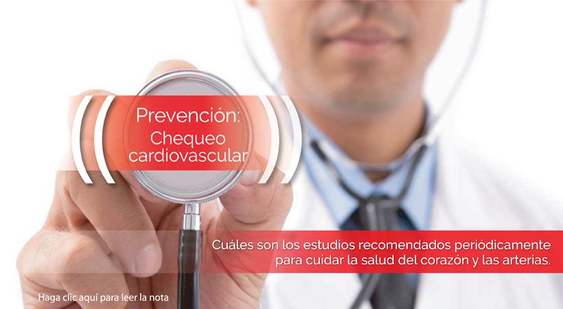 Chequeo cardiovascular